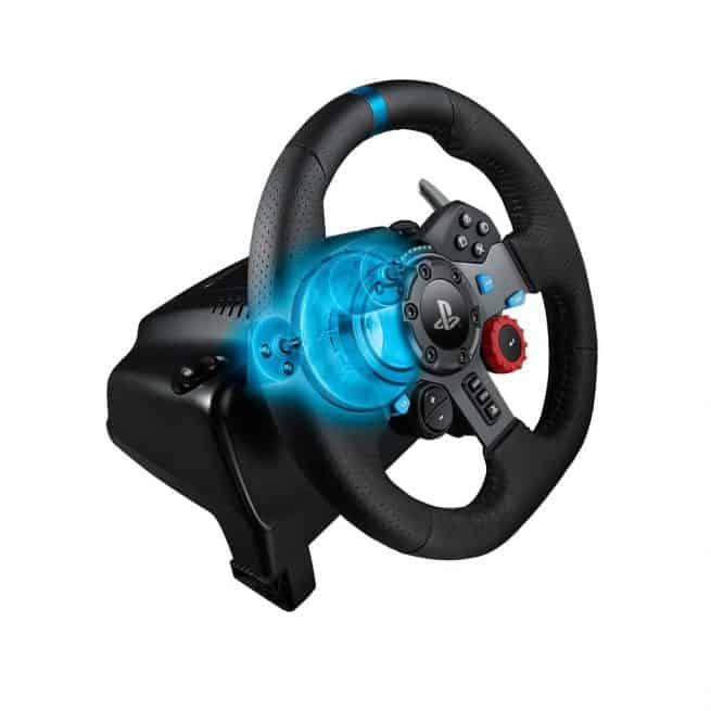 Logitech G29 Driving Force Race Wheel Logitech Driving Force Shifter