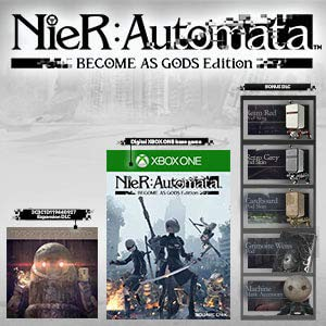 Nier Automata Xbox One, Become As Gods Edition