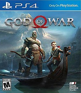 God of War PlayStation 4 Game