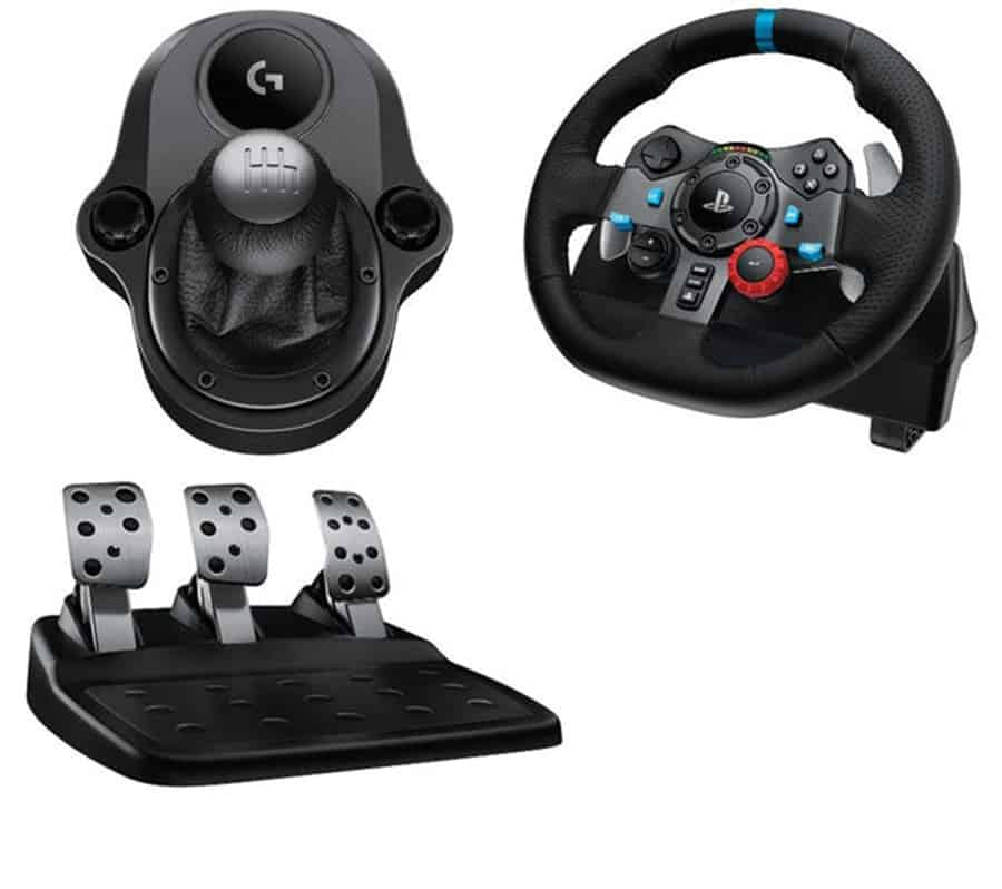 Logitech Driving Force Racing Wheel G29