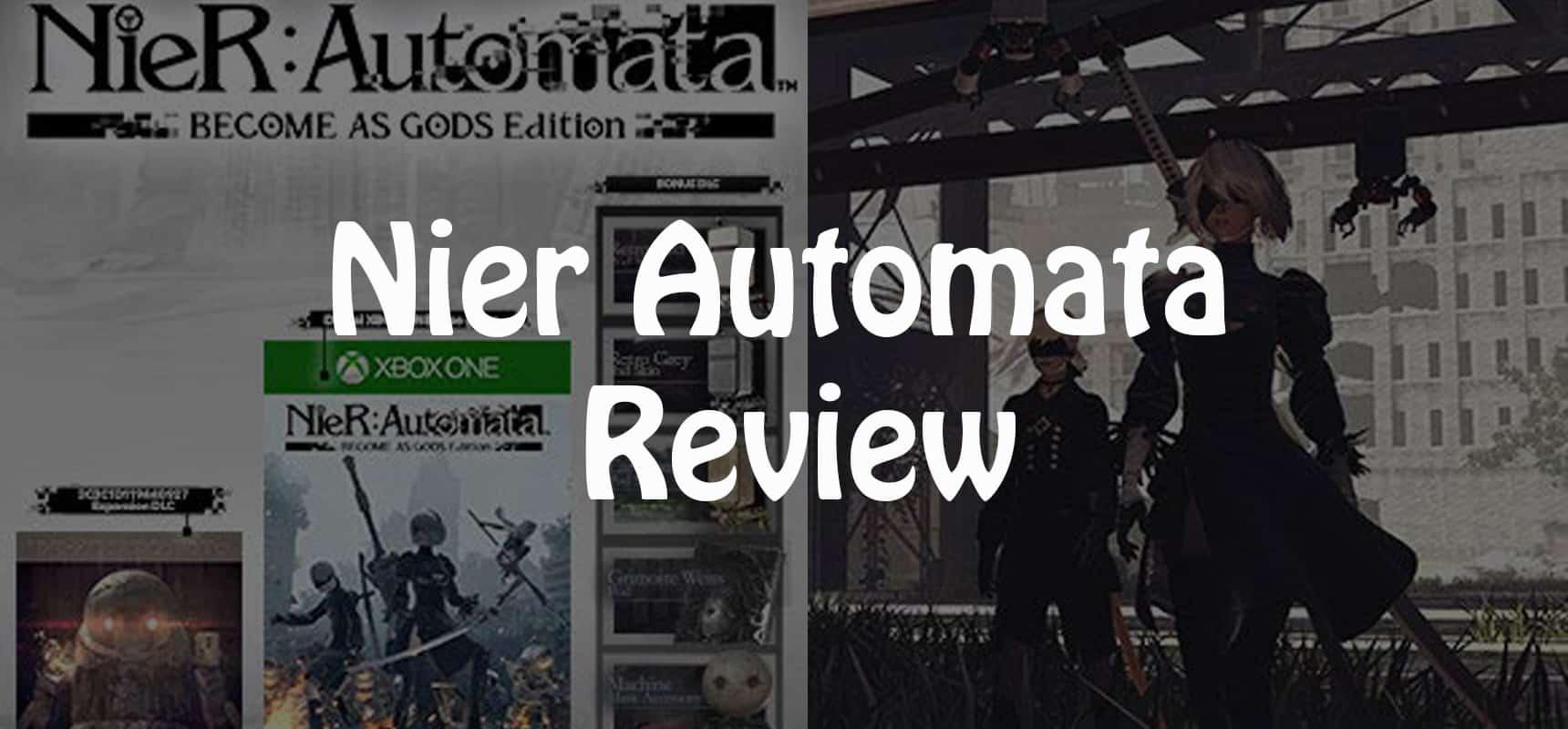 Nier Automata Reviews