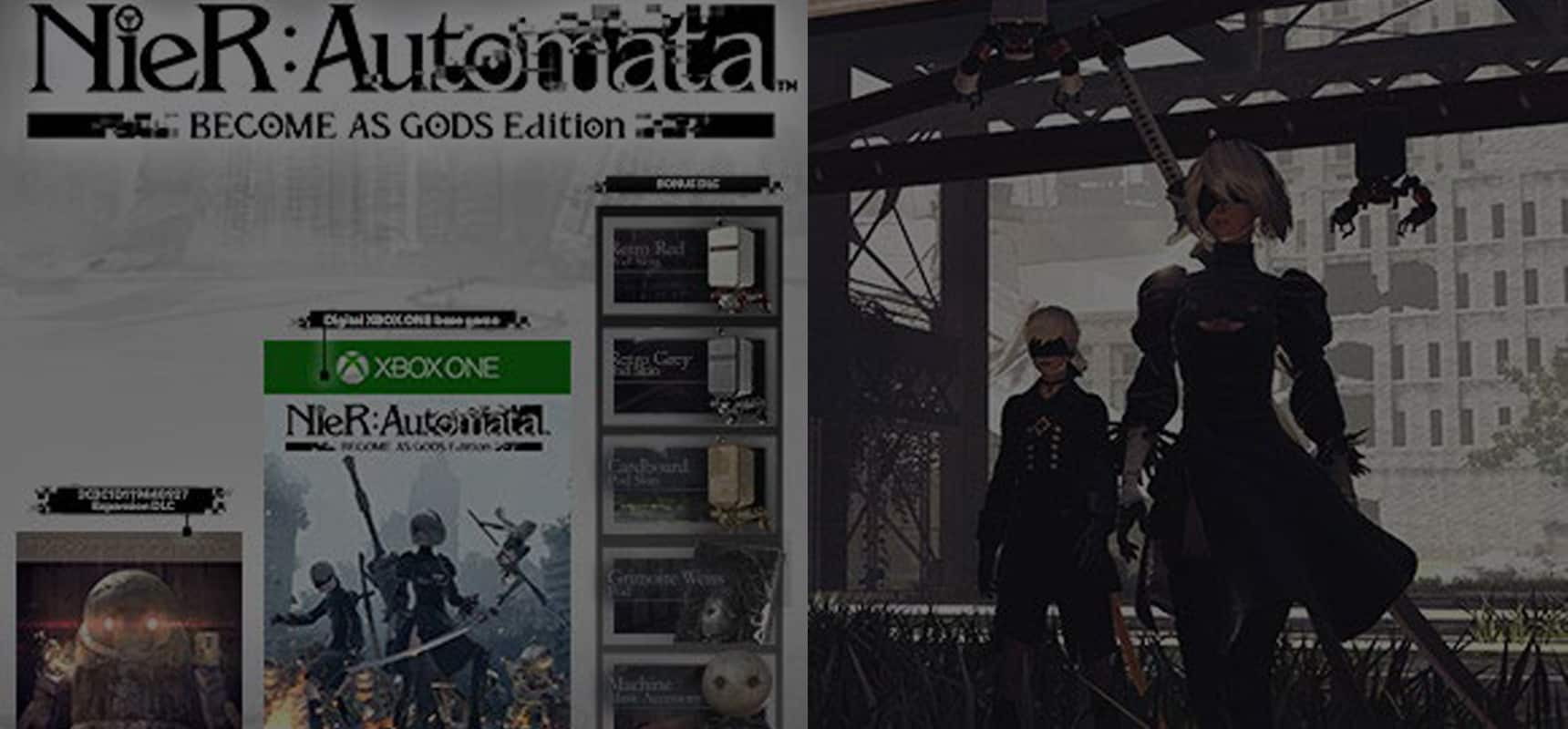 Nier Automata Review: is Nier Automata Game worth Buying
