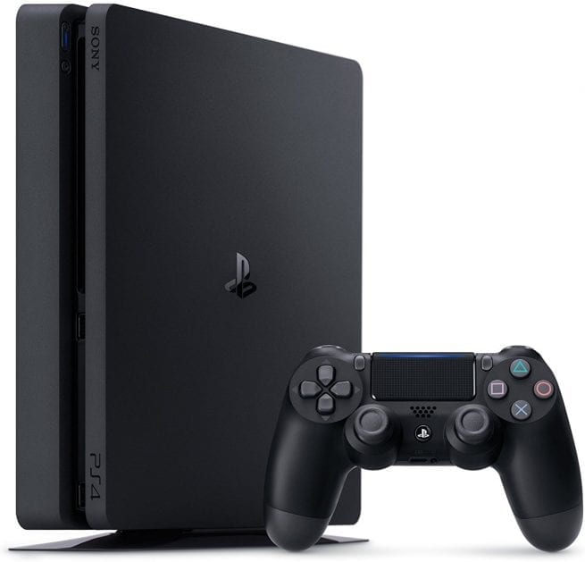 Sony PS4 Slim 1TB Console - Cheap PlayStation 4 Deals
